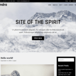 Indra Wordpress Theme