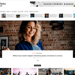 Infinity Mag Wordpress Theme