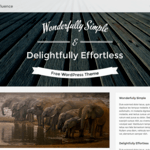 Influence WordPress Theme