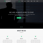 Infruit WordPress Theme