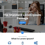 Innofit Wordpress Theme