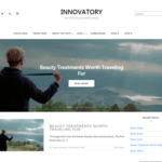 Innovatory WordPress Theme