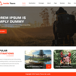 Inside Tours Wordpress Theme