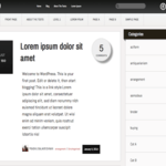 Inspire WordPress Theme