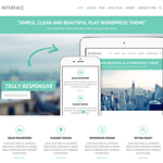 Interface Wordpress Theme