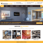 Interior Designs Wordpress Theme