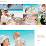 Interserver Mommy Blog Wordpress Theme