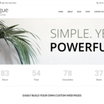 InVogue Wordpress Theme