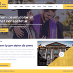 Iqra Education Wordpress Theme