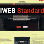 IWEB Standard Wordpress Theme