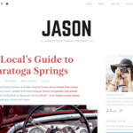 Jason Lite Wordpress Theme