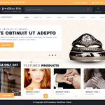Jewellery Lite Wordpress Theme