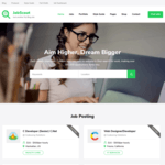 JobScout Wordpress Theme