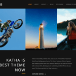 Katha Wordpress Theme