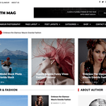 Kathmag Wordpress Theme