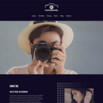 Keenshot WordPress Theme