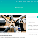 Keeway Lite WordPress Theme