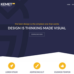 Kemet Wordpress Theme
