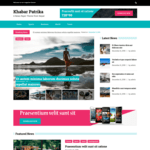 KhabarPatrika Wordpress Theme