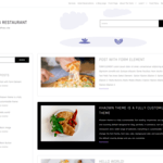 Khaown WordPress Theme