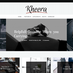 kheera Wordpress Theme