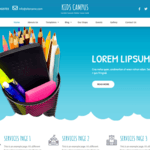 Kids Campus Wordpress Theme