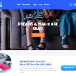 Kids Love Wordpress Theme