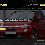 kingcabs Wordpress Theme