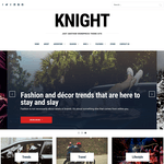 Knight Wordpress Theme