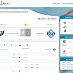 Kodiak Hockey Sport WordPress Theme