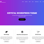 Krystal Wordpress Theme