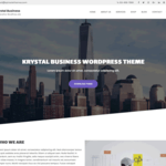 Krystal Business Wordpress Theme