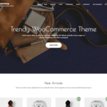 Krystal Shop Wordpress Theme