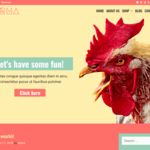 Kurma Wordpress Theme
