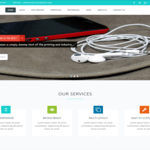 Kyma WordPress Theme