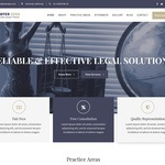 Lawyer Zone Wordpress Theme