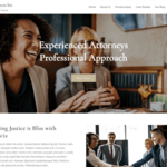 lawyerpress lite Wordpress Theme