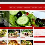 Leeway Wordpress Theme