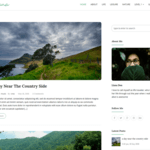 Liana Wordpress Theme