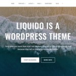Liquido WordPress Theme