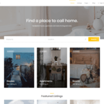 ListingHive WordPress Theme