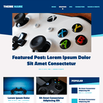 Looper Wordpress Theme