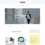 loose WordPress Theme
