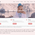 Lorina WordPress Theme