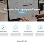 Lucia Wordpress Theme