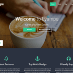 Lyampe Wordpress Theme