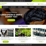 LZ Cleaning Services Wordpress Theme