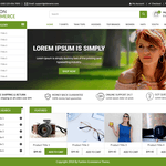 LZ Fashion Ecommerce Wordpress Theme