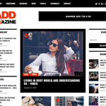 Madd Magazine Wordpress Theme