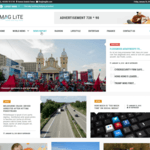 Mag Lite Wordpress Theme